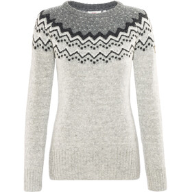 Fjällräven Övik Knit Sweater Women grey